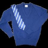 Boys Pullover & Tie