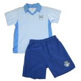 Boys Sport Top & Shorts