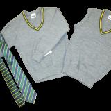 CBC Pullover, Slipover & Tie