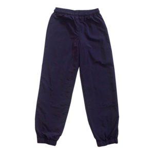Navy Track Pants