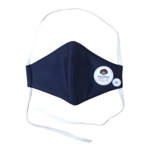 Washable Masks Navy Kids